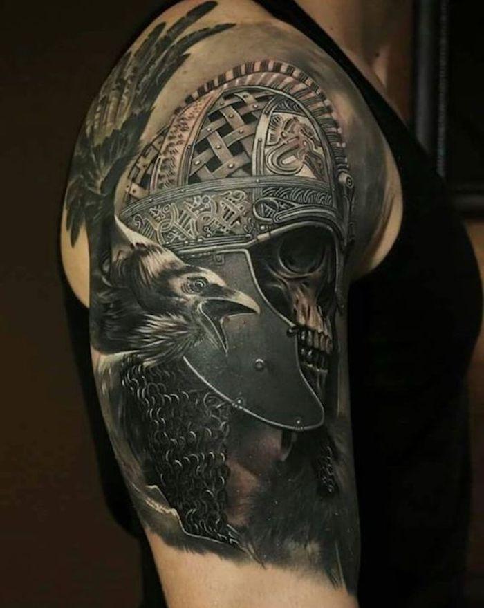 104 Wspaniałe Tatuaże Wikingów Dla Mężczyzn I Kobiet