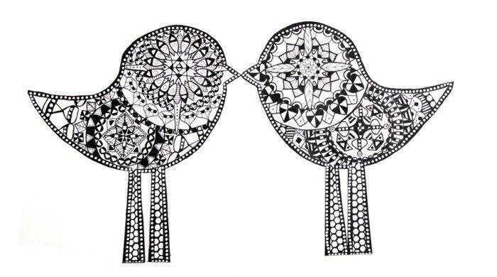 Mandala Boyama Detayli Talimatlar Ve Sayisiz Teknik