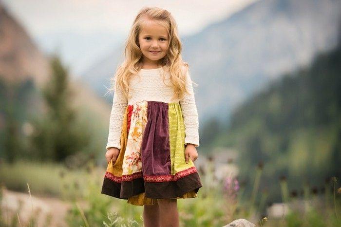 Chladný detský módny štýl od začiatku pre dievčatá a chlapcov b93398b1012