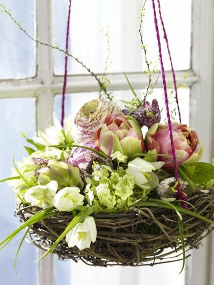 Decorando ideias-para-o-spring-window-deco