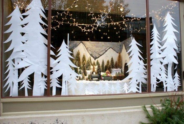 Decorazione Finestre Per Natale : Natale come decorare casa