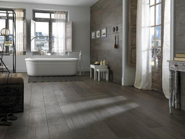Piastrelle con effetto legno u2013 fantastici esempi!