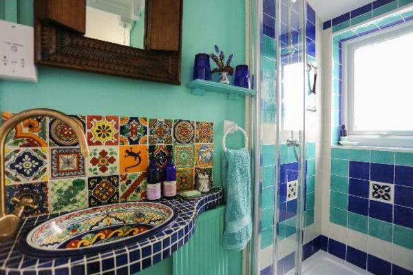 Piastrelle marocchine u foto affascinanti