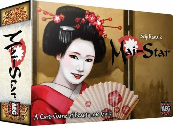 Board Games-May-Star do Japão