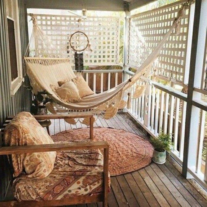 Hangmat Voor Op Balkon.Hangmat Op Het Balkon Vakantiehuisje
