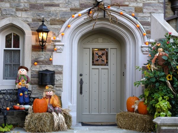 Decorazioni di Halloween se stesso Tinker-before-the-home idea