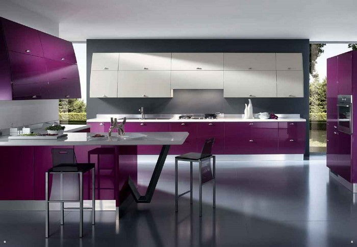 cucina-in-viola-set-a-great-interior