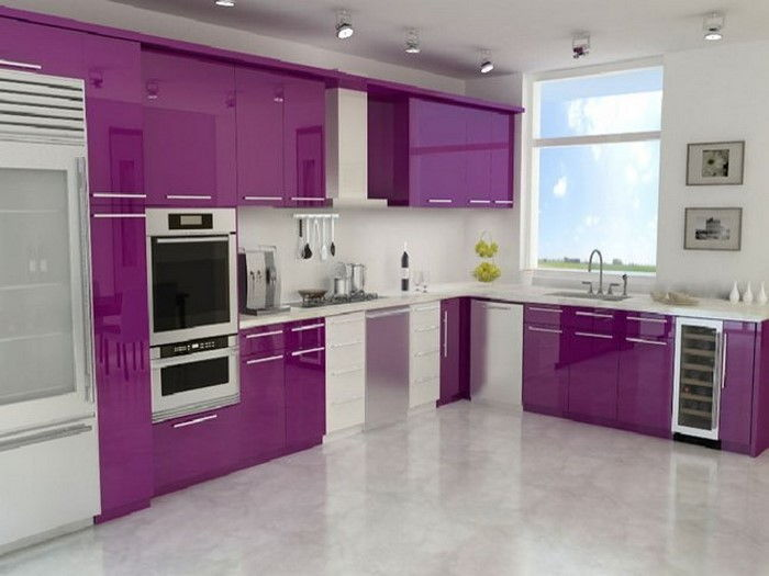 cucina-in-viola-set-a-great-attrezzature