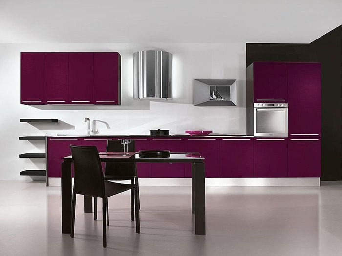cucina-in-viola-set-a-Splendida-decisione