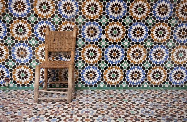 Piastrelle marocchine u2013 foto affascinanti!