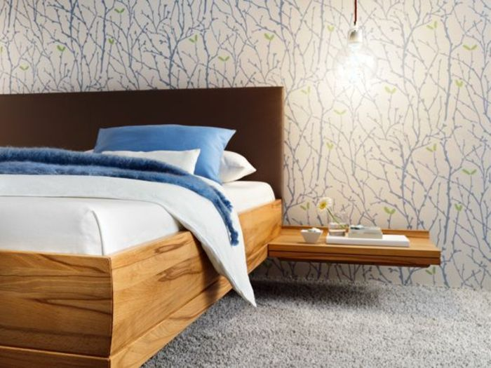 Nachtkastje Hangend Aan Bed.40 Supermodellen Van Nachtkastje Om Op Te Hangen