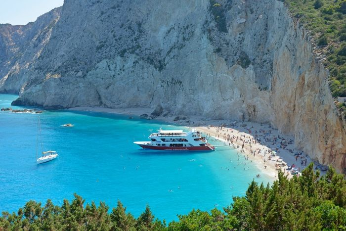 carta da parati Porto Katsiki Beach Lefkada-spiagge-cool-belle spiagge-the-beautiful-spiagge-europe