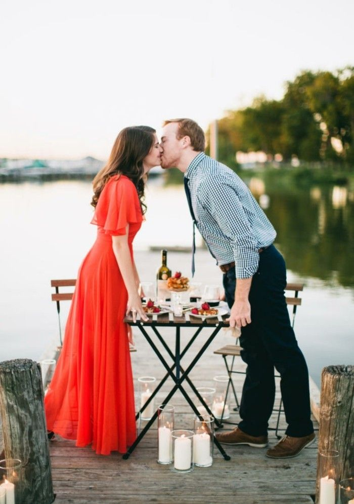 Romantic-casar-an-der-Lake