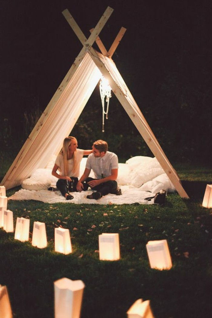 Romantic-casar-in-a-tenda