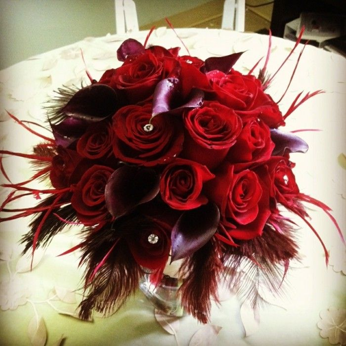 Rose bouquet-mail-per-san valentino