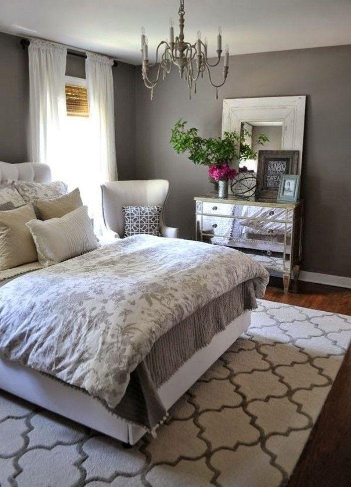 Idee da camera da letto mozzafiato: 50 sfumature di grigio