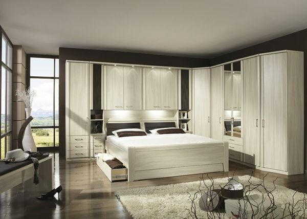 Camera Da Letto Bianco Lucido : Sistemi armadio per camera da letto per il tuo appartamento!