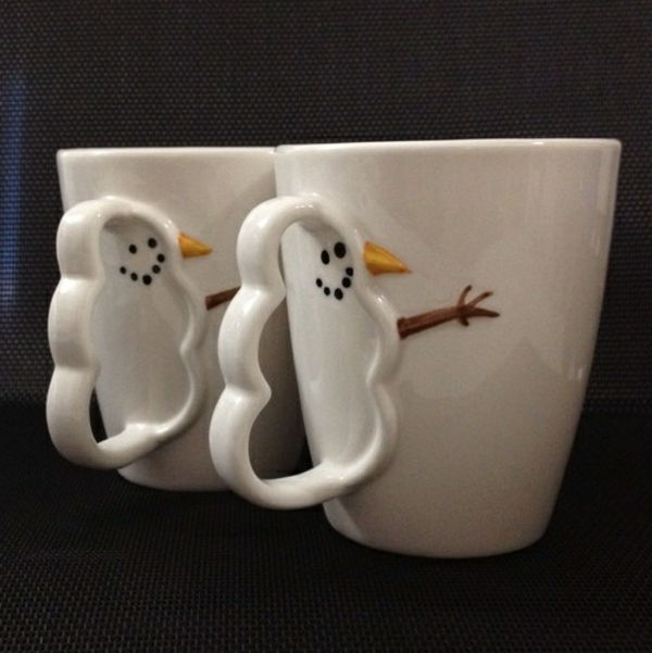 Snowman-cool-cup-in-White
