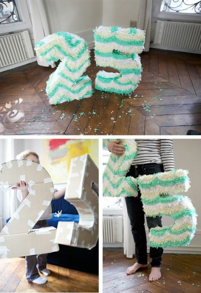 Wedding Deco prata ano tremendamente-diy