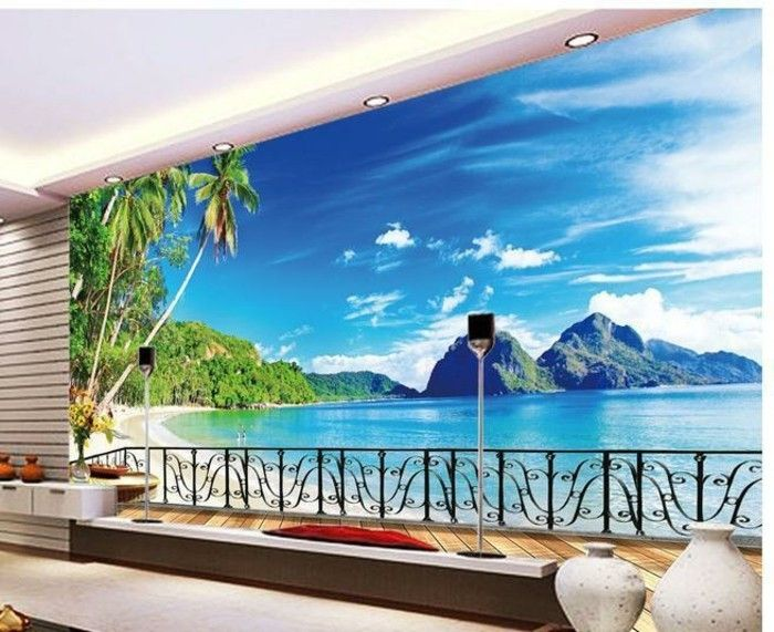 Beach-murale-how-on-the-balcone