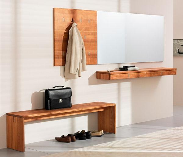 Wohnideen For Home Corredor Com Mobiliário De Luxo Moderno Projeto