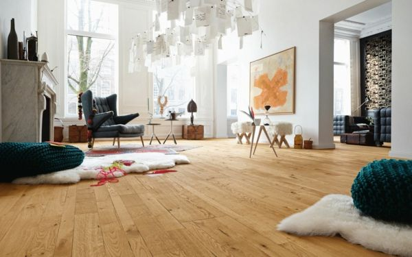 Wohnideen-for-home-interior-with-Holzboden-