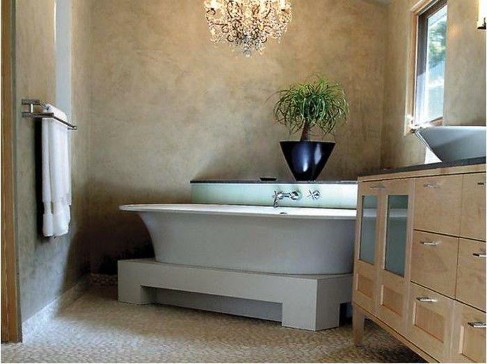 Idee Bagno Senza Piastrelle.Bagno Senza Piastrelle 50 Idee Alternative Per Il Design