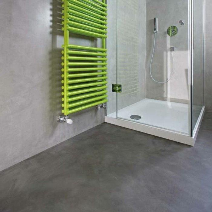 Badkamer zonder tegels – 50 alternatieve ideeën voor ontwerp