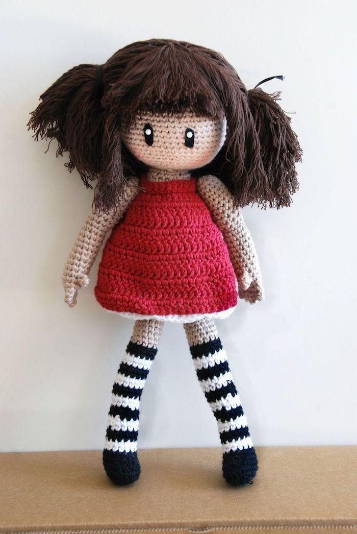 Boneca amigurumi | Bichinhos de croche, Bonecas de croche ... | 1046x700