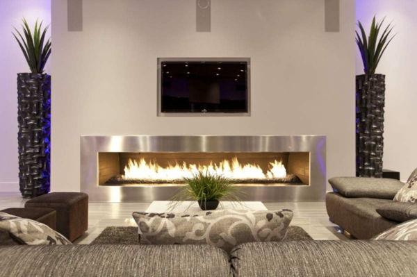 Salotto Moderno Elegante : Che aspetto ha un soggiorno moderno u2013 135 idee di designer innovative