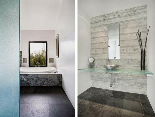 Bathroom Decoration Beautiful Living Two Pictures   Casas De Banho Modernas