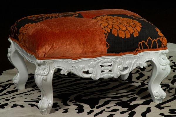Sgabello barocco per un elegante design della stanza!