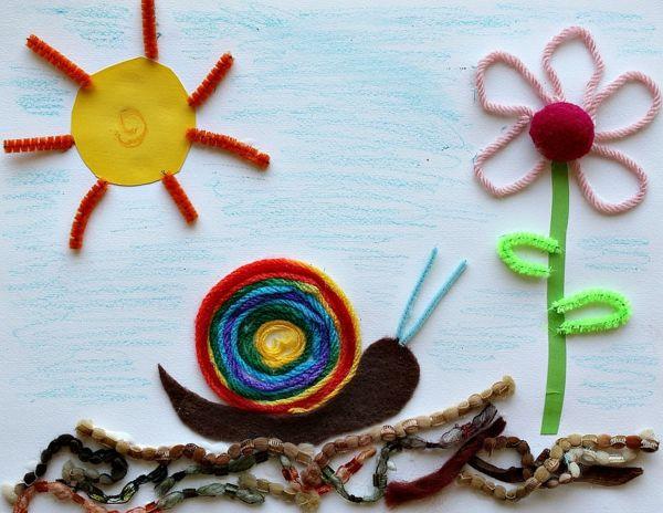 Fonkelnieuw 54 slimme ideeën voor het knutselen met kinderen in de zomer! AQ-71