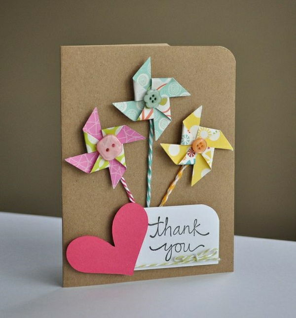- crafting-cards-making-yourself-diy-cards-crafting-nice-original-ideas-Making kartic sami