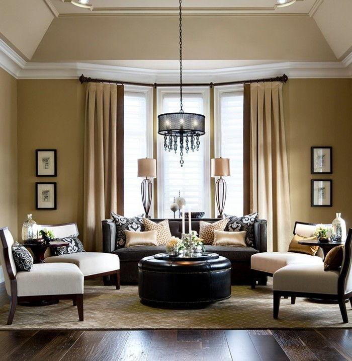 Fantastisch Beige Wohnideen Para Sala Bonita Elegante Gadrinen Aristocrático