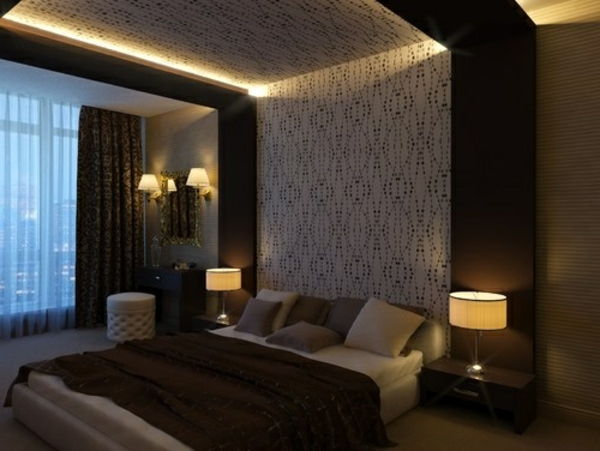 grande idea di illuminazione-in-the-camera da letto