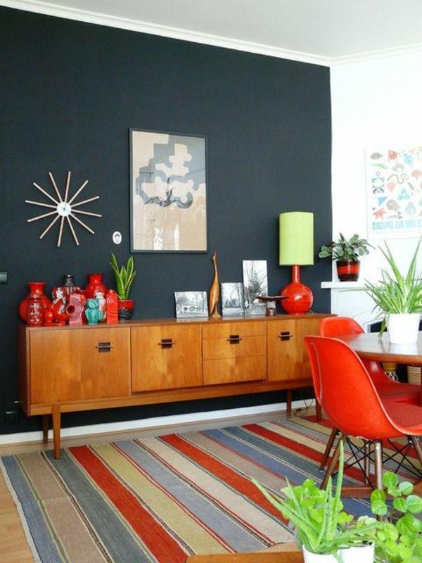 Moderne muurkleuren – 40 trendy voorbeelden!