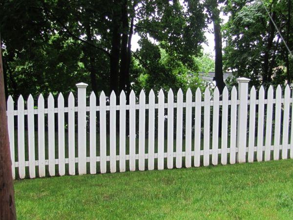 Steccato Per Giardino : Set pezzi steccato staccionata recinto in legno recinzioni da