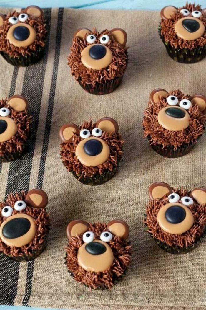 Leuke Ideeën Voor Het Versieren Van Cupcakes