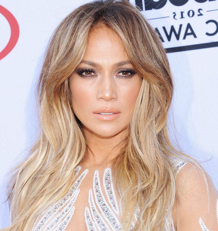 Jennifer Lopez. ženské účesy nápady a inšpirácie od j top blond začiatky  hnedá moderná myšlienka 5aefc049978