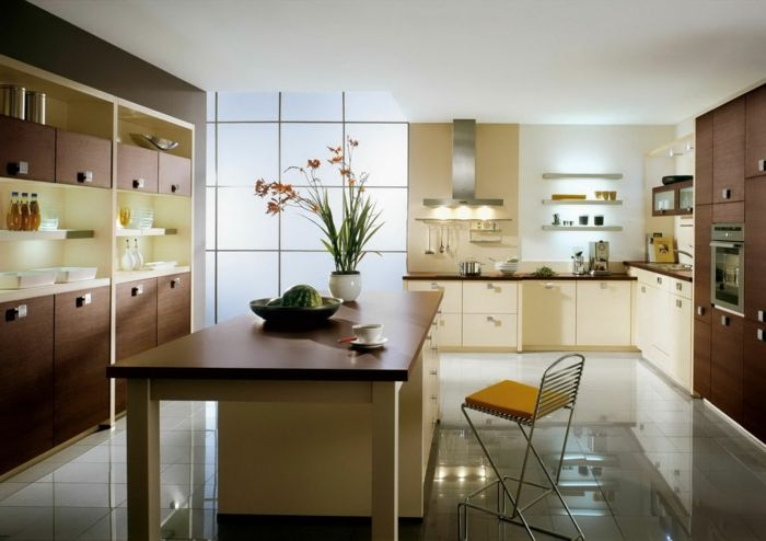 Interessante decoratie ideeën voor de keuken
