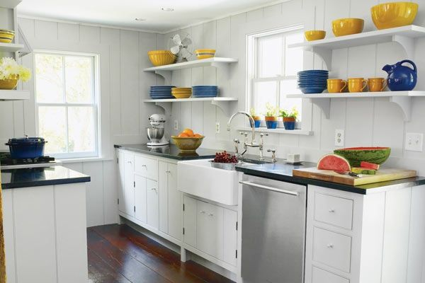 Keuken Kleine Planken : Praktische keukenoplossingen voor kleine keukens