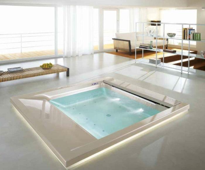 Vasca Da Bagno Disegno : Vasca da bagno incassata: 41 fantastici disegni!