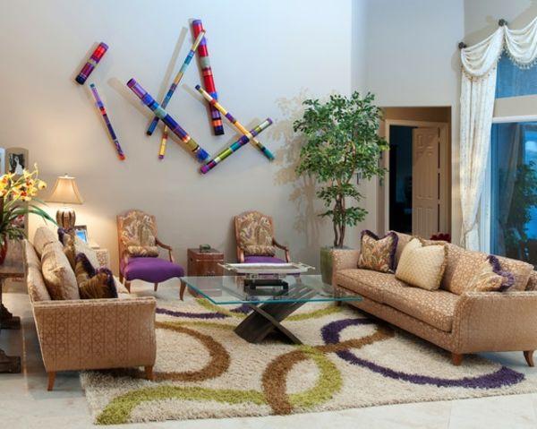 Bamboe decoratie voor een cool appartement