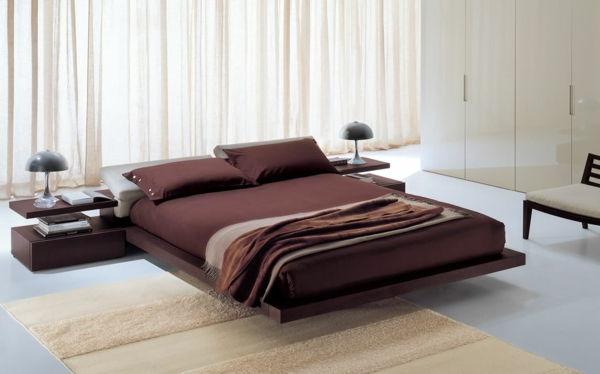 Opstelling van de slaapkamer u2013 55 mooie voorstellen!