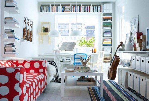 Ikea dà i migliori consigli di decorazione per il soggiorno!