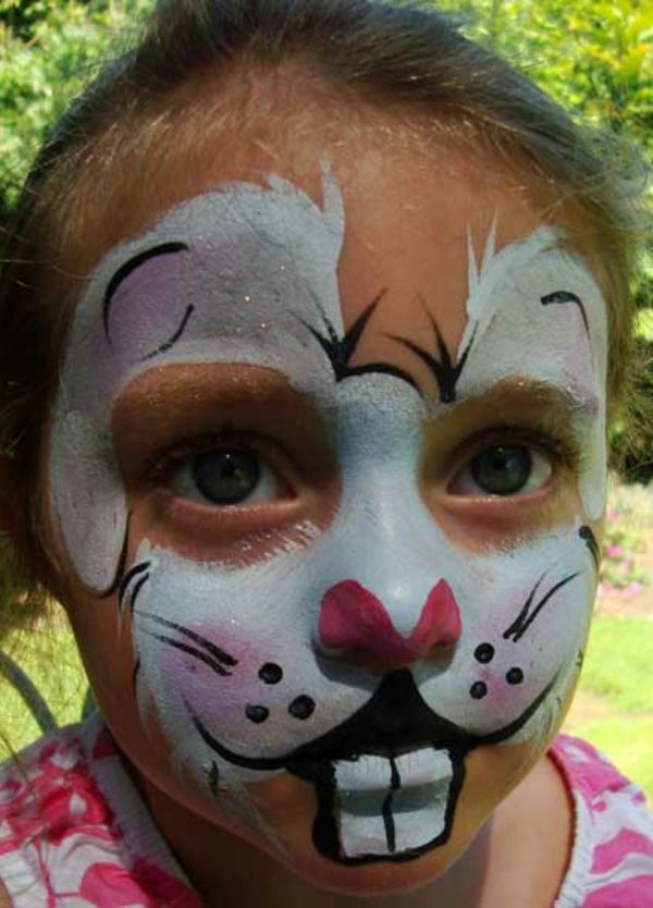 carnival-face-make-up-bunny-modern-outdoors