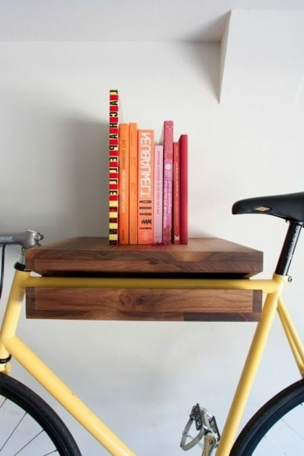 functionele-cycle stand-off wood-effectieve oplossing-for-the-opslag-of-fiets
