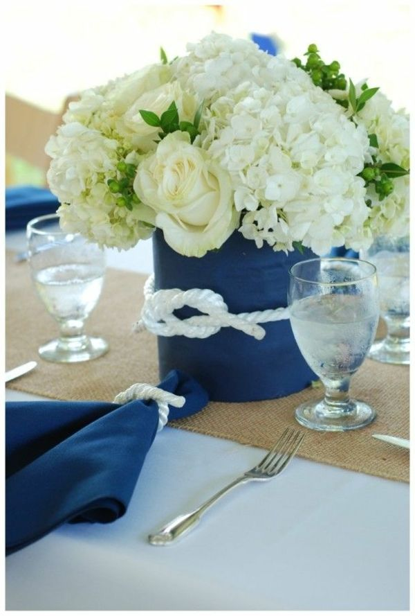 --gestaltungsideen-by-the-table-Tischdeko-casamento blumendeko-