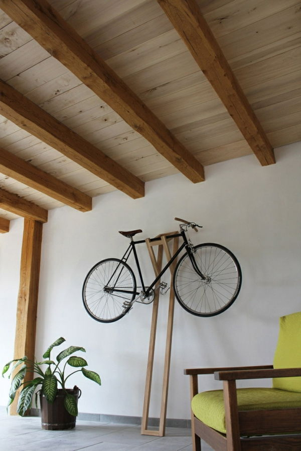 Wood-Cycle-effectieve oplossing-for-the-opslag-of-fiets